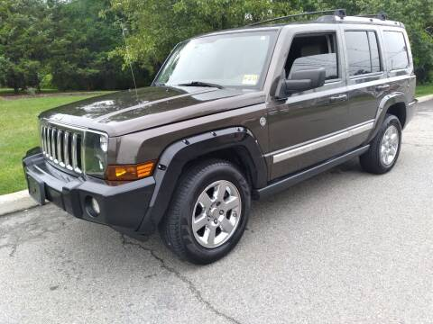 2006 Jeep Commander for sale at Jan Auto Sales LLC in Parsippany NJ