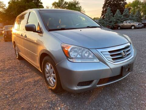 2010 Honda Odyssey for sale at Action Automotive Service LLC in Hudson NY
