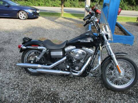 2006 Harley-Davidson STREET BOB for sale at PENDLETON PIKE AUTO SALES in Ingalls IN
