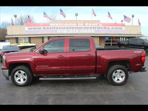 2015 Chevrolet Silverado 1500 for sale at Kents Custom Cars and Trucks in Collinsville OK