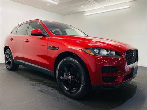 2018 Jaguar F-PACE for sale at Champagne Motor Car Company in Willimantic CT