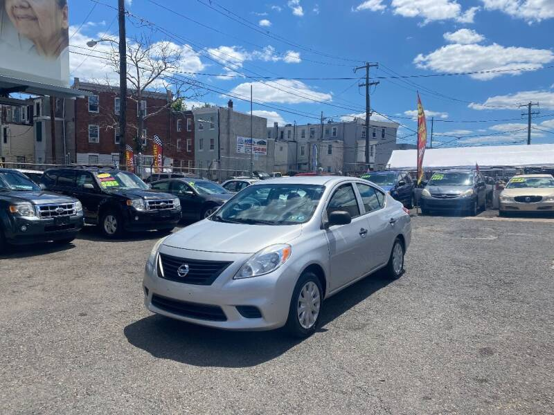 2012 Nissan Versa for sale at Impressive Auto Sales in Philadelphia PA