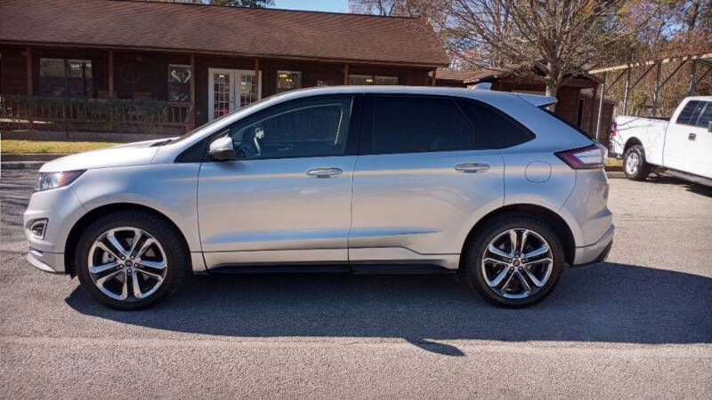 2016 Ford Edge for sale at Victory Motor Company in Conroe TX