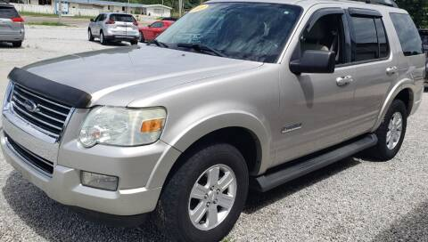 2008 Ford Explorer for sale at COOPER AUTO SALES in Oneida TN