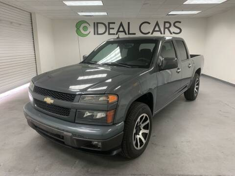 2012 Chevrolet Colorado for sale at Ideal Cars in Mesa AZ