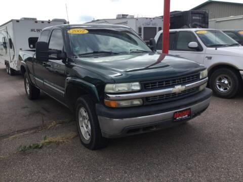 2002 Chevrolet Silverado 1500 for sale at Broadway Auto Sales in South Sioux City NE