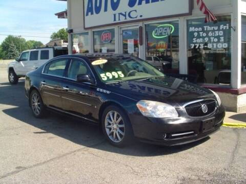 2006 Buick Lucerne for sale at G & L Auto Sales Inc in Roseville MI