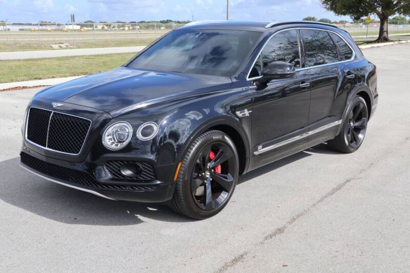 2019 Bentley Bentayga for sale at Auto Beast in Fort Lauderdale FL