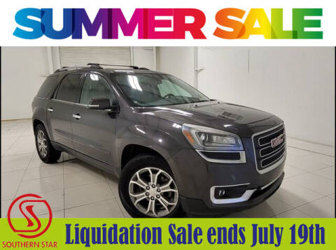 2014 GMC Acadia for sale at Southern Star Automotive, Inc. in Duluth GA
