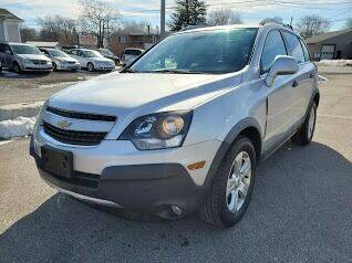 2015 Chevrolet Captiva Sport for sale at Affordable Auto Sales in Toledo OH