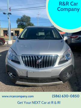 2014 Buick Encore for sale at R&R Car Company in Mount Clemens MI