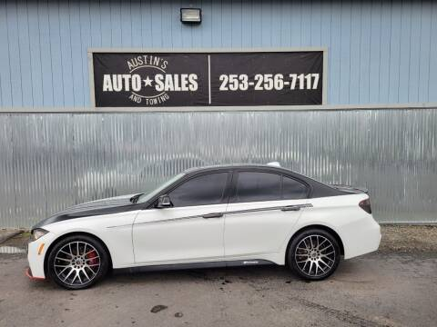 2013 BMW 3 Series for sale at Austin's Auto Sales in Edgewood WA