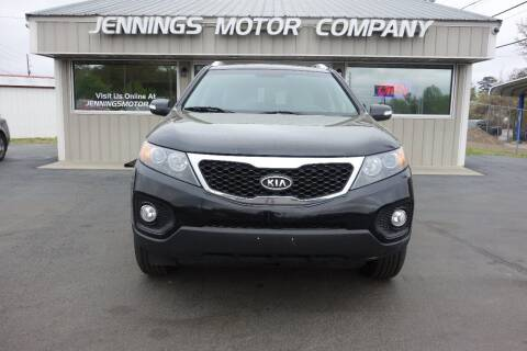 2013 Kia Sorento for sale at Jennings Motor Company in West Columbia SC