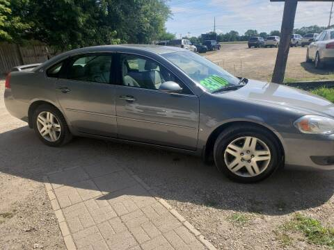 2007 Chevrolet Impala for sale at Northwoods Auto & Truck Sales in Machesney Park IL