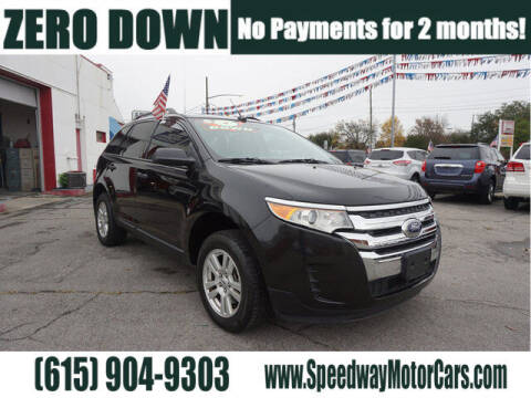 2013 Ford Edge for sale at Speedway Motors in Murfreesboro TN
