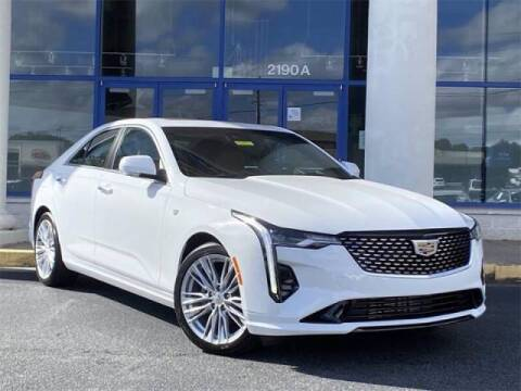 2021 Cadillac CT4 for sale at Southern Auto Solutions - Georgia Car Finder - Southern Auto Solutions - Capital Cadillac in Marietta GA