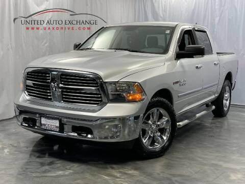 2015 RAM Ram Pickup 1500 for sale at United Auto Exchange in Addison IL