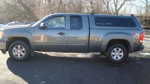 2011 GMC Sierra 1500 for sale at Franklin Auto Sales in Herkimer NY
