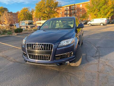 2014 Audi Q7 for sale at R n B Cars Inc. in Denver CO