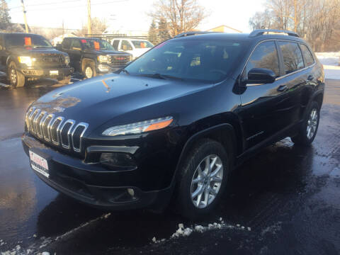 2017 Jeep Cherokee for sale at Flambeau Auto Expo in Ladysmith WI