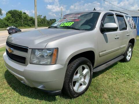 2008 Chevrolet Tahoe for sale at FREDDY'S BIG LOT in Delaware OH