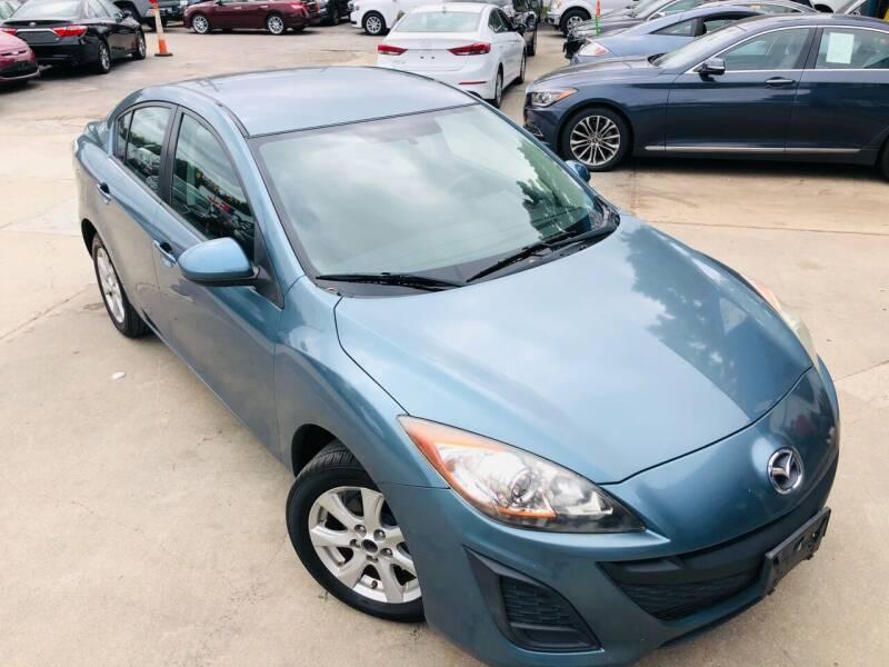 2010 Mazda MAZDA3 for sale at Capital Motors in Raleigh NC