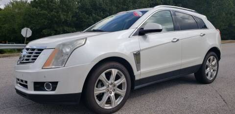 2015 Cadillac SRX for sale at Chris Motors in Decatur GA