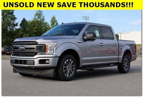2020 Ford F-150 for sale at WHITE MOTORS INC in Roanoke Rapids NC