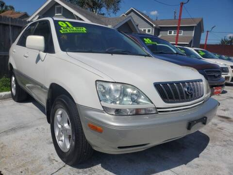 2001 Lexus RX 300 for sale at USA Auto Brokers in Houston TX