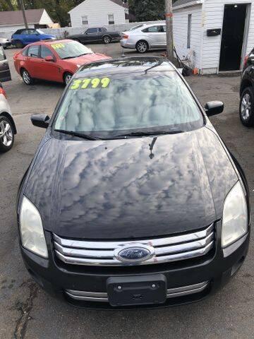 2009 Ford Fusion for sale at Mastro Motors in Garden City MI