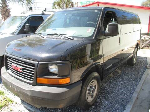 2004 GMC Savana Cargo for sale at Affordable Auto Motors in Jacksonville FL