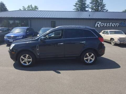2012 Chevrolet Captiva Sport for sale at ROSSTEN AUTO SALES in Grand Forks ND