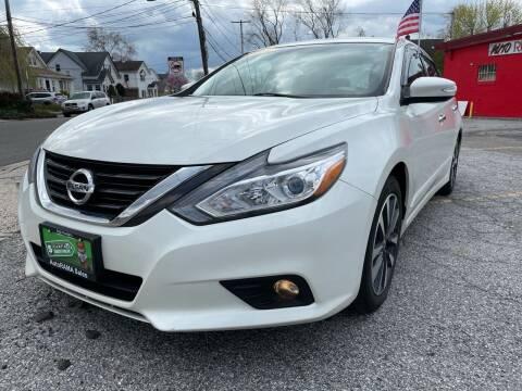 2016 Nissan Altima for sale at AUTORAMA SALES INC. - Farmingdale in Farmingdale NY