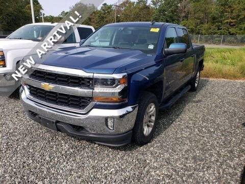 2016 Chevrolet Silverado 1500 for sale at Gentilini Motors in Woodbine NJ