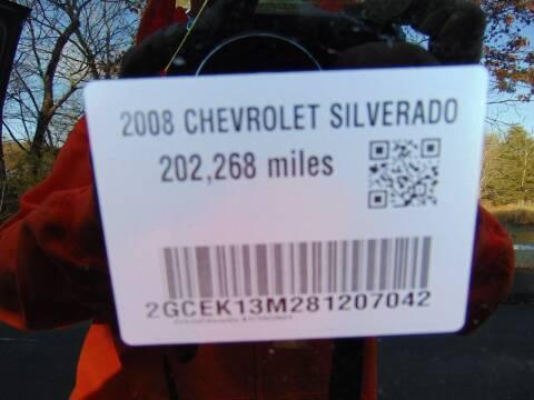 2008 Chevrolet Silverado 1500 for sale at LA Motors in Waterbury CT