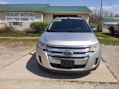 2011 Ford Edge for sale at Swihart Motors in Lapaz IN