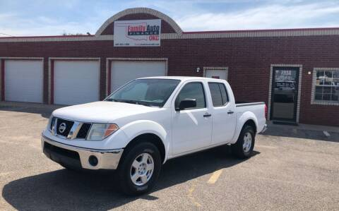 2007 Nissan Frontier for sale at Family Auto Finance OKC LLC in Oklahoma City OK