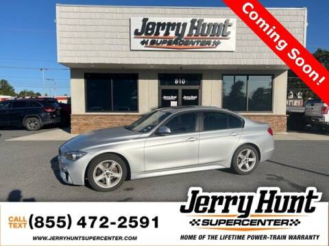 2014 BMW 3 Series for sale at Jerry Hunt Supercenter in Lexington NC