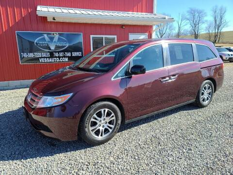 2013 Honda Odyssey for sale at Vess Auto in Danville OH