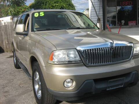 2005 Lincoln Aviator for sale at JERRY'S AUTO SALES in Staten Island NY