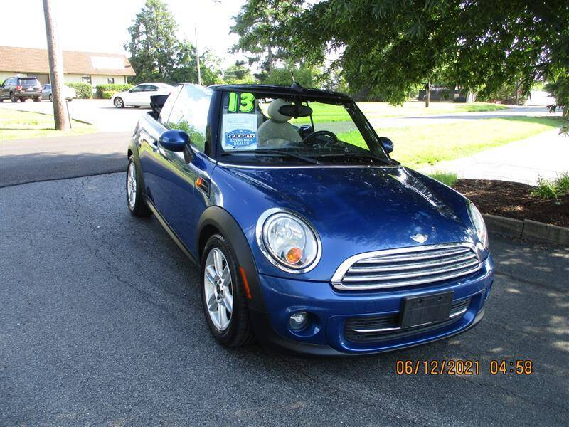 2013 MINI Convertible for sale in Knoxville, TN