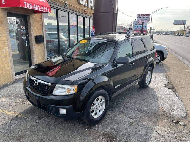 2008 Mazda Tribute for sale at JBA Auto Sales Inc in Stone Park IL