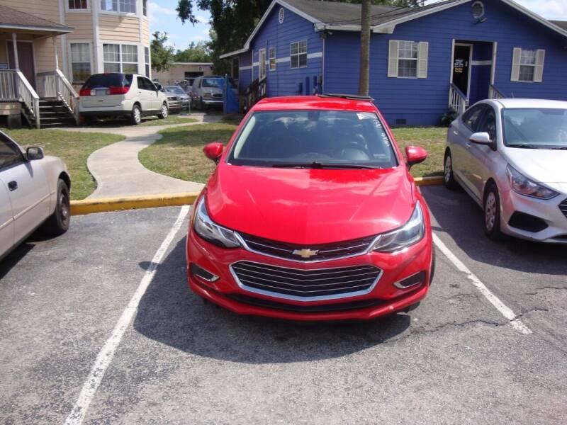 2017 Chevrolet Cruze for sale at Mikano Auto Sales in Orlando FL
