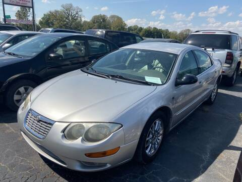 2002 Chrysler 300M for sale at Sartins Auto Sales in Dyersburg TN