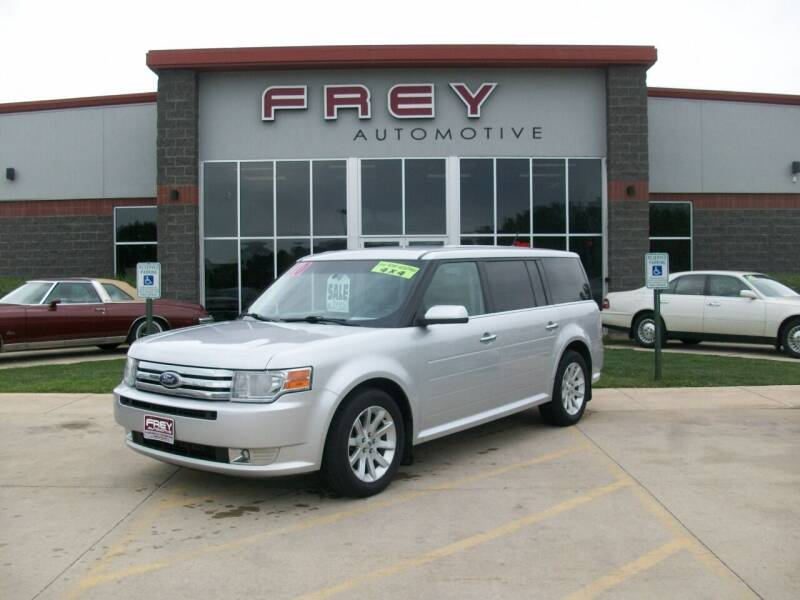 2010 Ford Flex for sale at Frey Automotive in Muskego WI