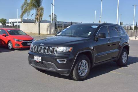 2018 Jeep Grand Cherokee for sale at Choice Motors in Merced CA