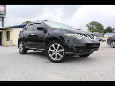 2012 Nissan Murano for sale at AUTOPARK AUTO SALES in Orlando FL