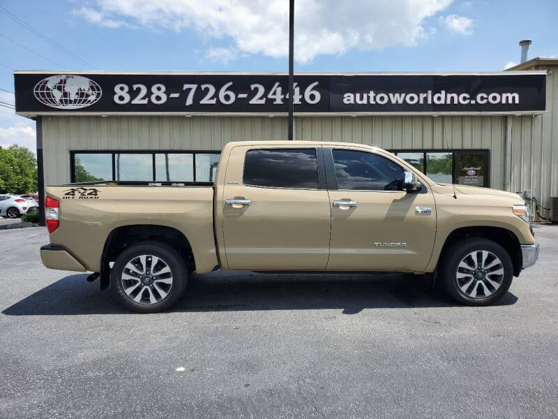 2018 Toyota Tundra for sale in Lenoir, NC