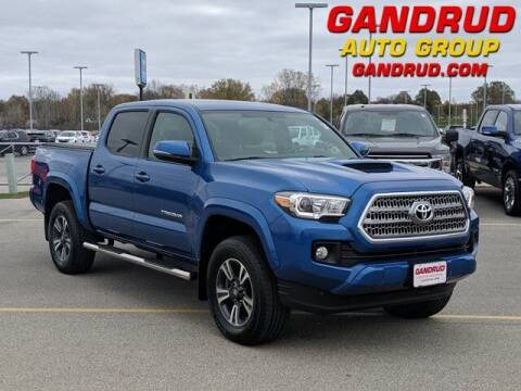 2017 Toyota Tacoma for sale at Gandrud Dodge in Green Bay WI