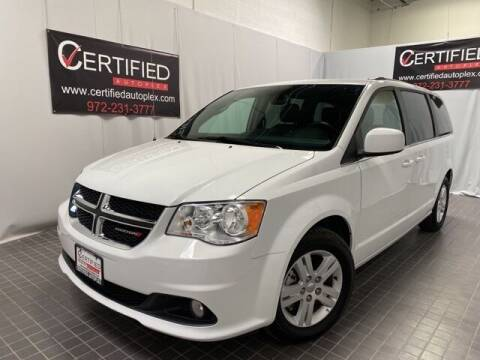 2019 Dodge Grand Caravan for sale at CERTIFIED AUTOPLEX INC in Dallas TX